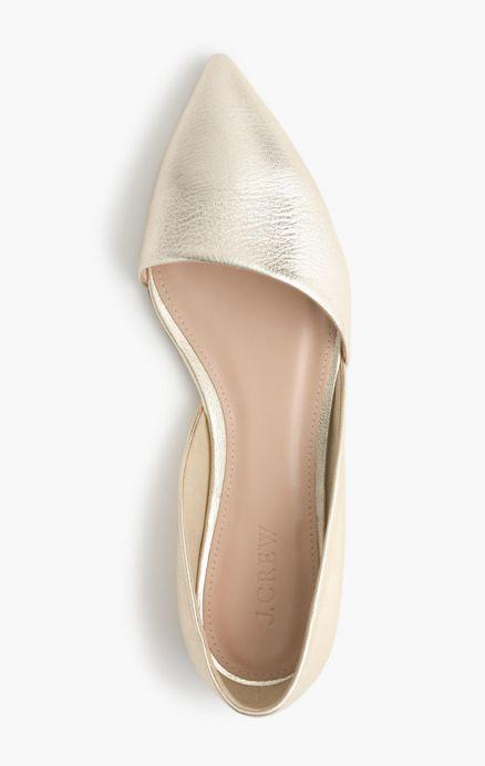 zapatos de novia planos | innovias