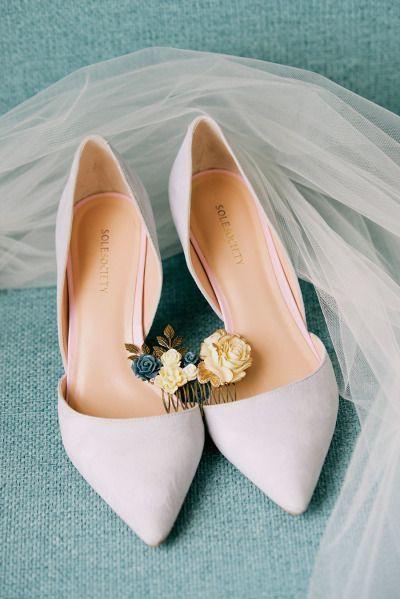 look de novia con zapatos planos | innovias