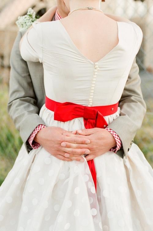 Vestidos de novia pin up madrid