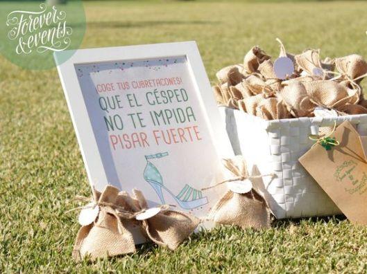 Invitadas de boda innovias - Ideas originales para una boda ...