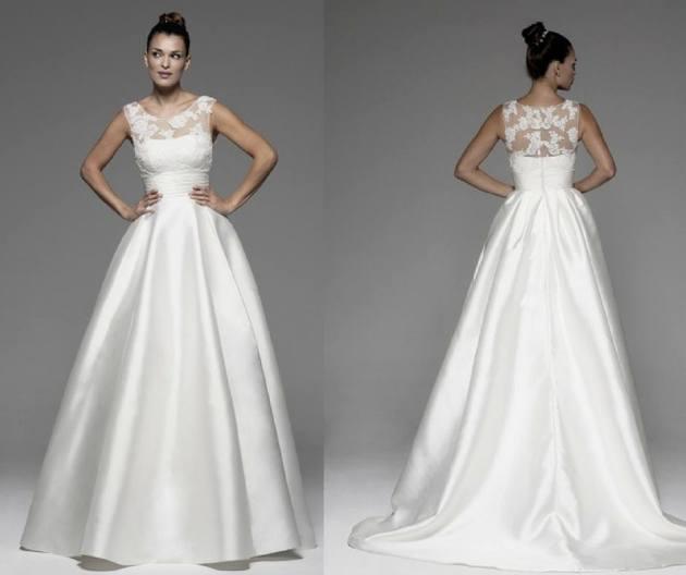 Innovias, vestidos de novia de alta costura de venta a precios low ...