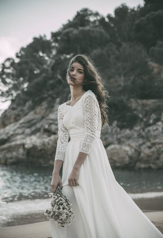 Inspiración Innovias: 10 estilos de mangas de vestidos de ...