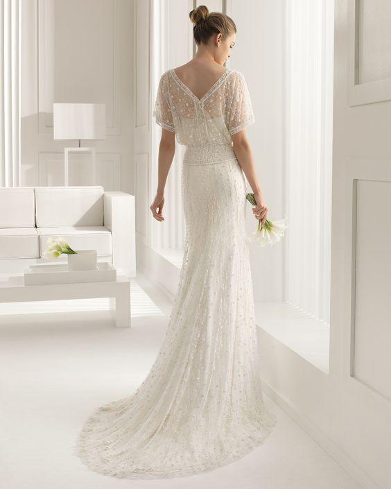 inspiración innovias: 10 estilos de mangas de vestidos de novia que