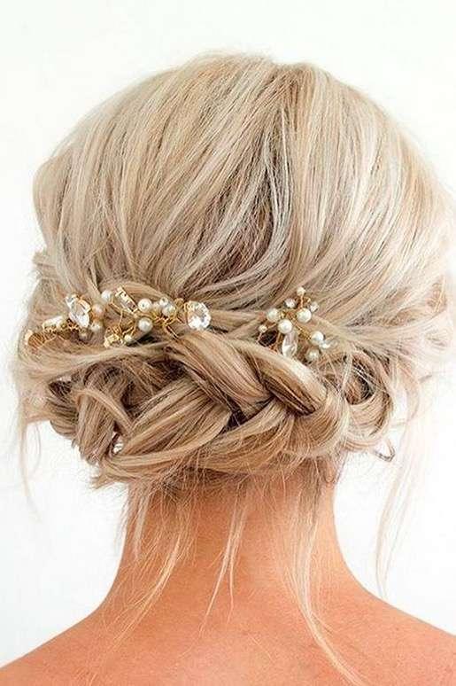 Peinados de novia innovias - Peinados de novia con flequillo ...