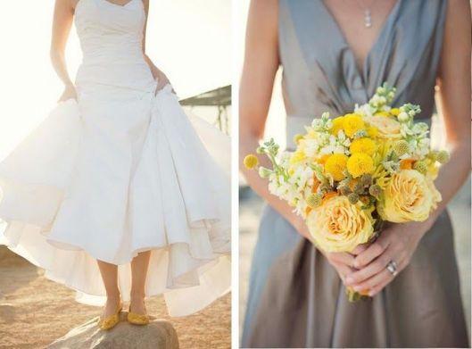novia+con+zapatos+bajos+amarillos+tipo+bailarina