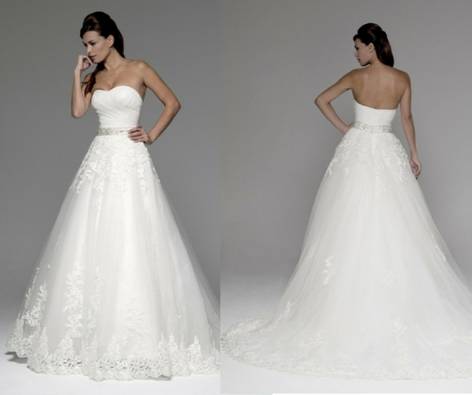 vestidos de novia 'corte imperio' | innovias