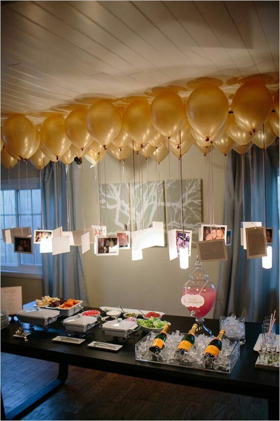 Ideas para decorar una boda en casa Innovias