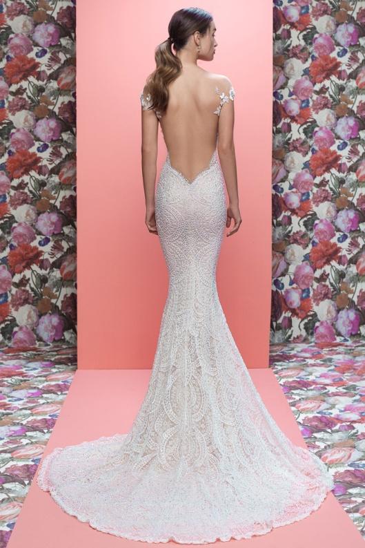 8f255936c vestidos de novia palabra de honor | Innovias