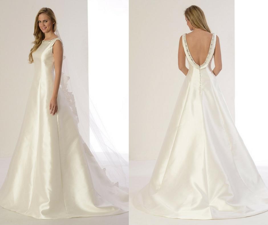 descuento grandes ofertas 2017 calidad y cantidad asegurada Vestidos de novia 'Corte Imperio'   Innovias