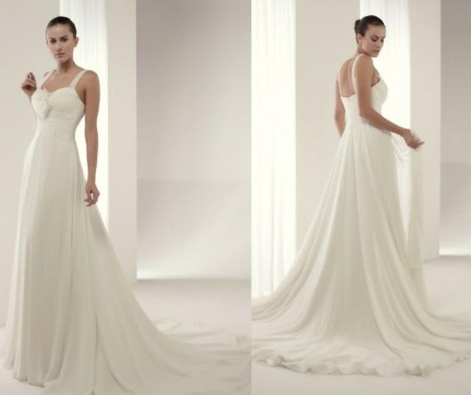 4a4999bfee Vestido de novia Benicia de Innovias en venta outlet por 499 euros  incluidos arreglos.