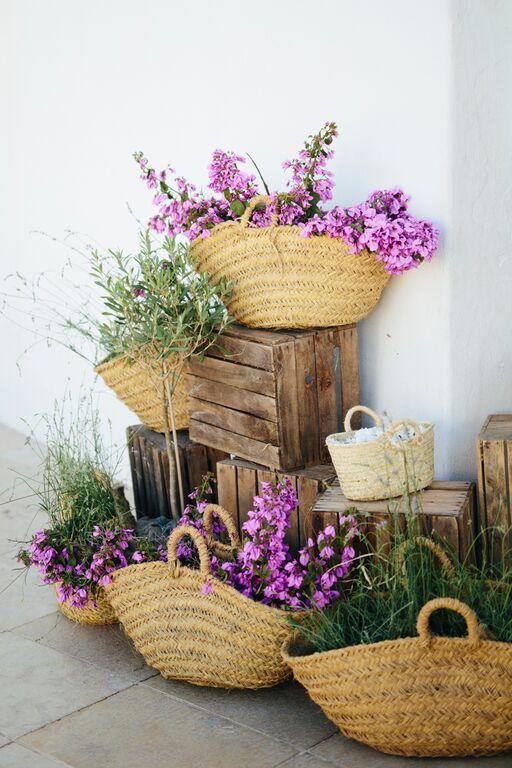 Musica boda innovias for Adornos para bodas con plantas