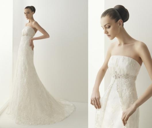 7cec3ce78f Vestido de novia Vanina confeccionado por el Grupo Rosa Clará para  Innovias