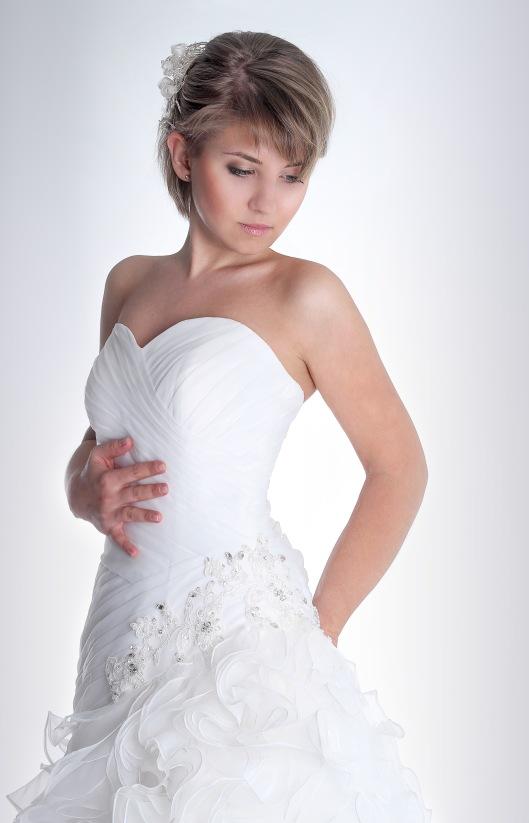 escote corazon vestido de novia | innovias