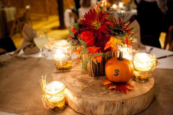 decoración boda calabazas | Innovias
