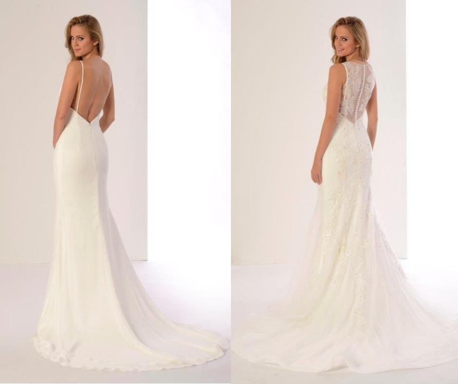 344b8aea9 Dos vestidos de novia en uno  con Innovias se puede