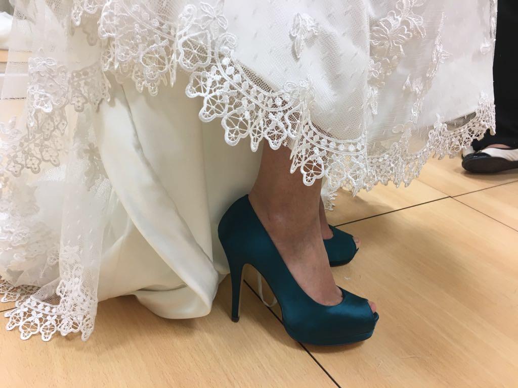 Vestidos novia low cost granada
