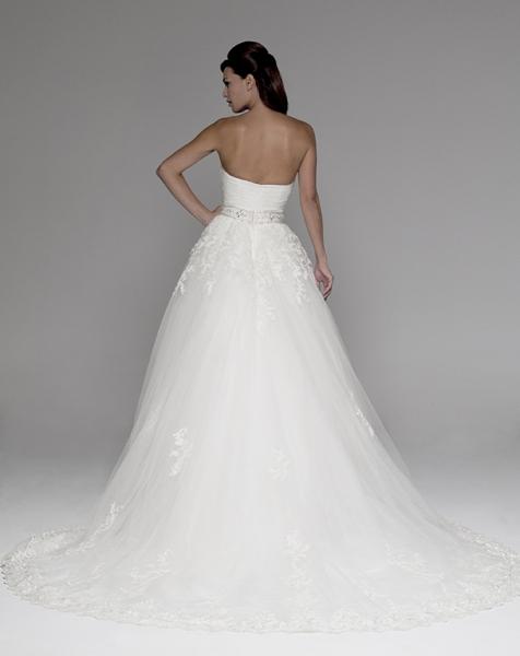 Vestido de novia Amelia de Innovias