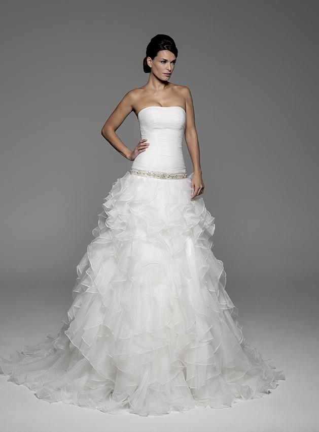 Vestido de novia Anaís de Innovias