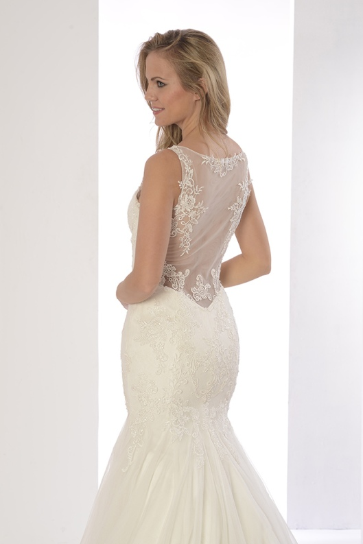Vestido de novia Pandora de Innovias.