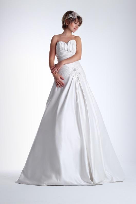 Vestido de novia Celia de Innovias