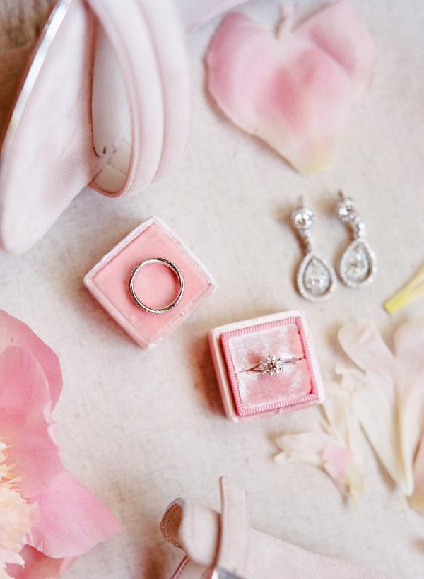 Joyas de novia en la boda