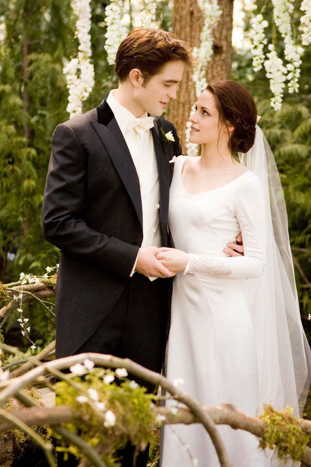 Kristen Stewart, de Bella Swan, en 'Amanecer, parte 1'