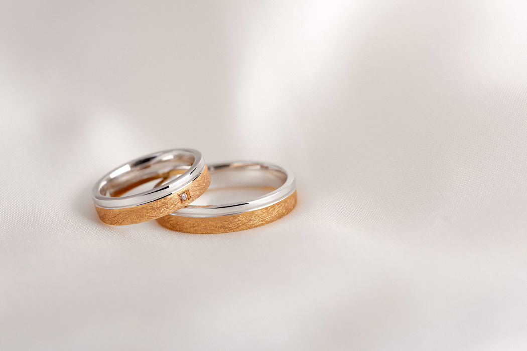 Alianzas de boda de Joyería Únicas