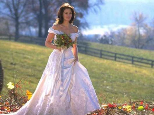 Julia Roberts en 'Novia la fuga'