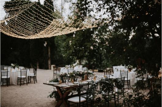 Foto banquete de Prisma Blanco Fotografía