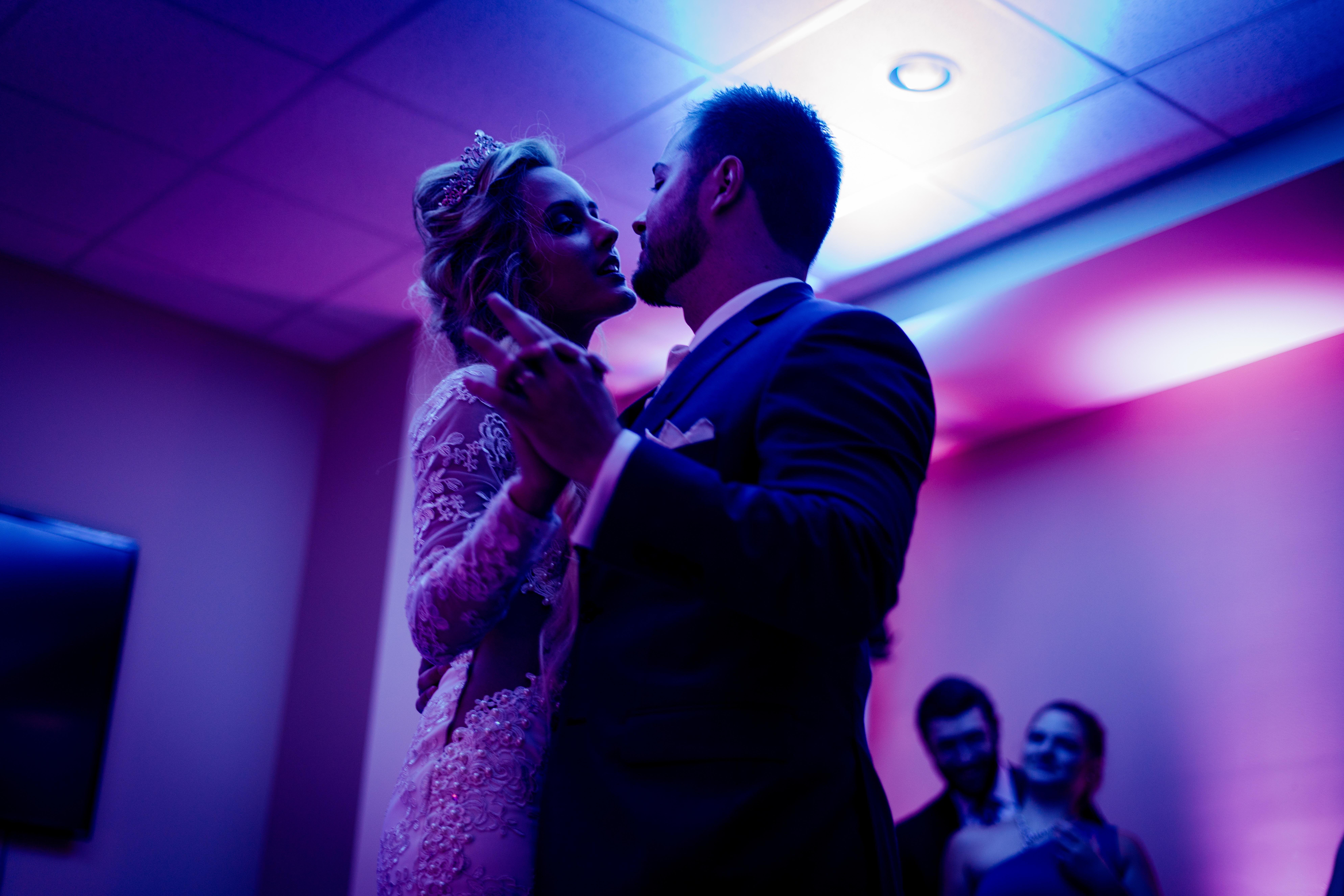 Foto del baile de novios de Skye Studios