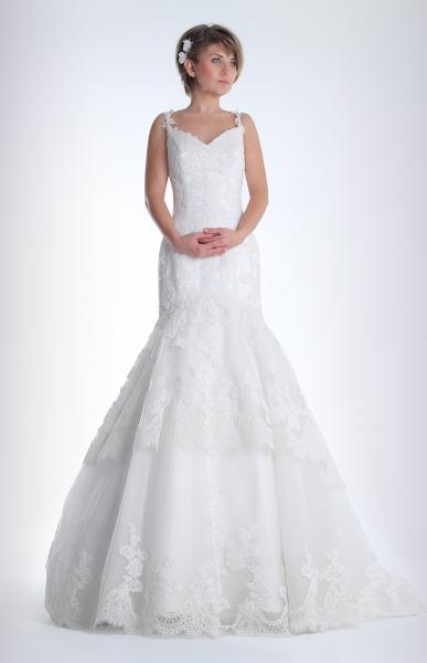 Vestido de novia Carla de Innovias