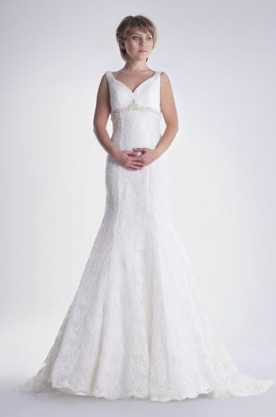 Vestido de novia Carola de Innovias