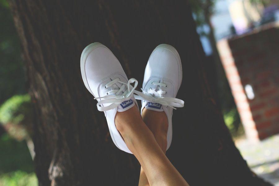Zapatillas Keds de la película 'Dirty Dancing'