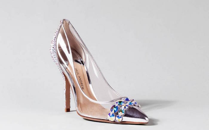 Zapatos de novia de Paul Andrew