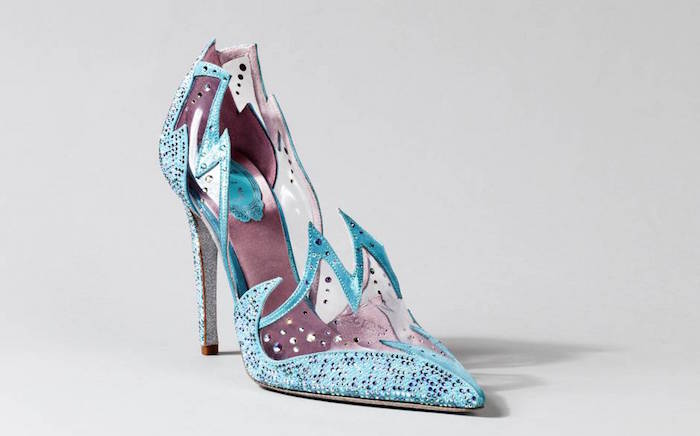 Zapatos de novia de Rene Caovilla