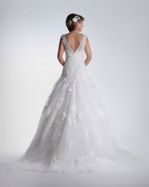 Vestido de novia Celina de Innovias