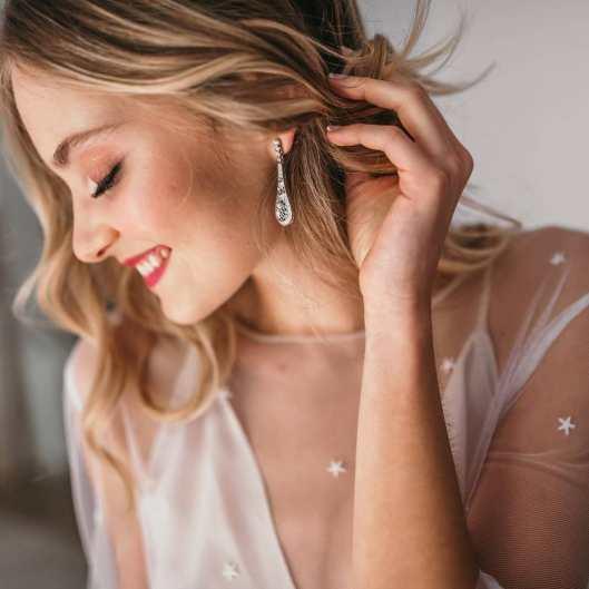 Maquillaje: Eva Pellejero