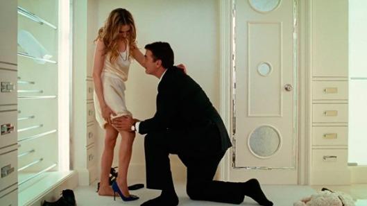 Escena de 'Sexo en Nueva York'