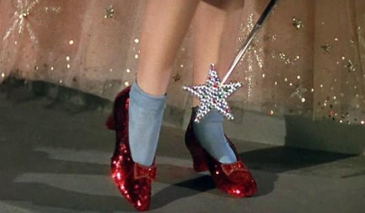 Escena de 'El Mago de Oz'