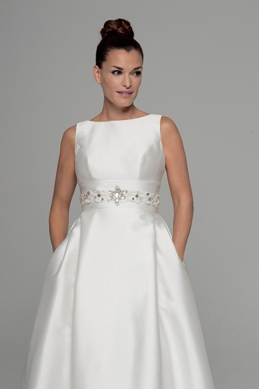 Vestido de novia Alcira de Innovias
