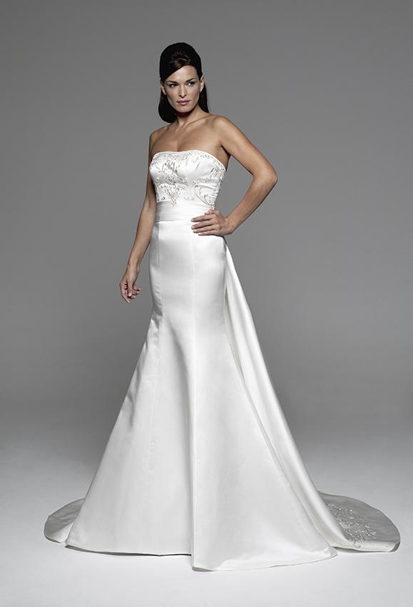 Vestido de novia Axelle de Innovias