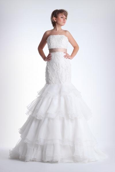 Vestido de novia Carmela de Innovias