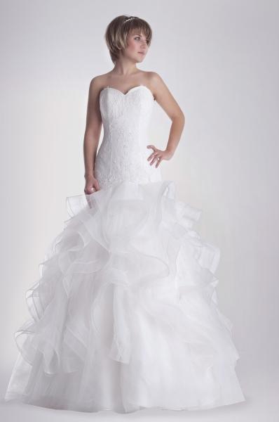 Vestido de novia Cayetana de Innovias