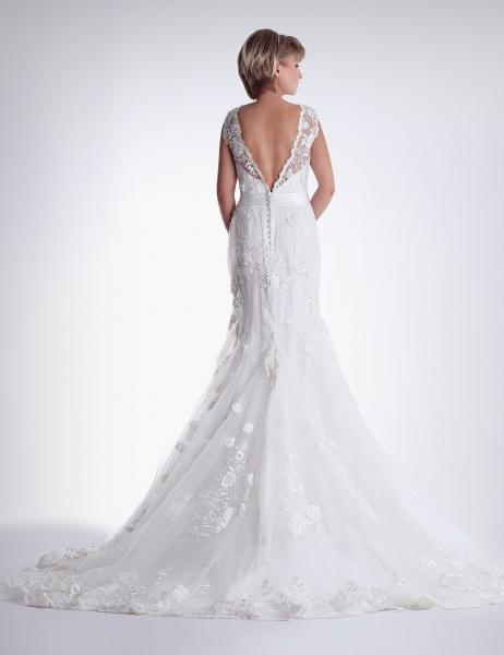 Vestido de novia Cefira de Innovias