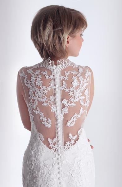 Vestido de novia Celena de Innovias