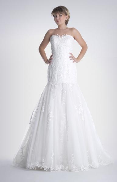 Vestido de novia Copelia de Innovias