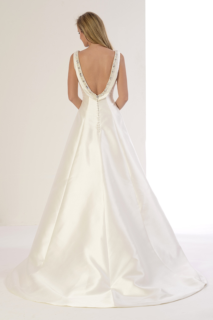 Vestido de novia Paloma de Innovias