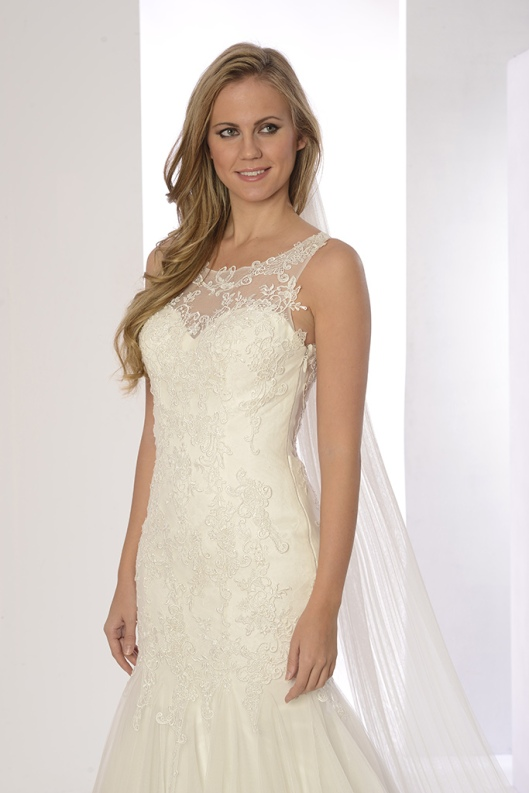 Vestido de novia Pandora de Innovias