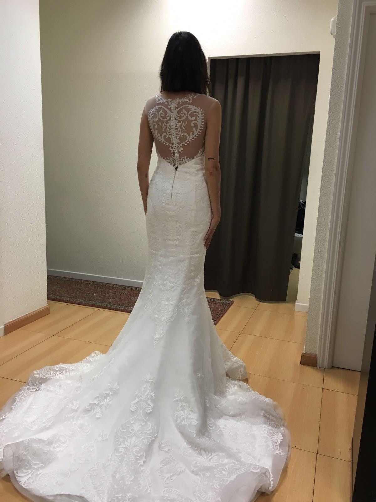 Vestido de novia Patricia de Innovias
