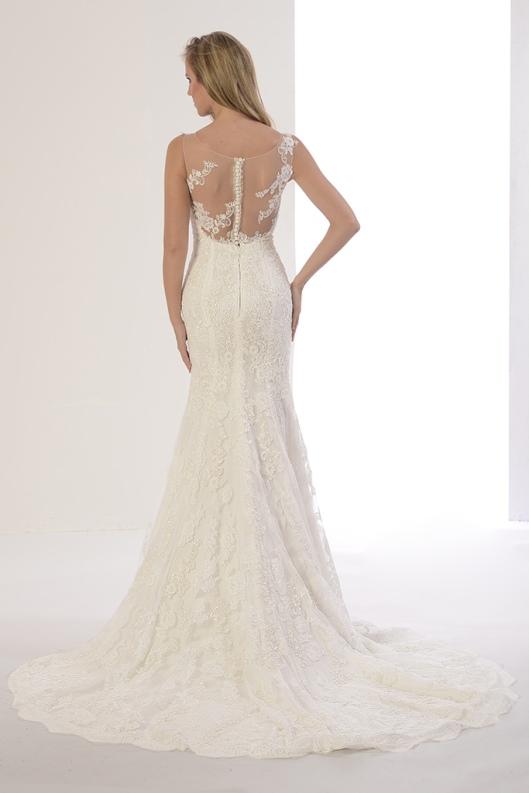 Vestido de novia Paula de Innovias